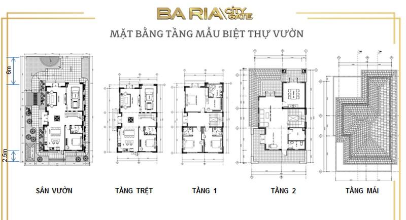 dự án Baria Citygate