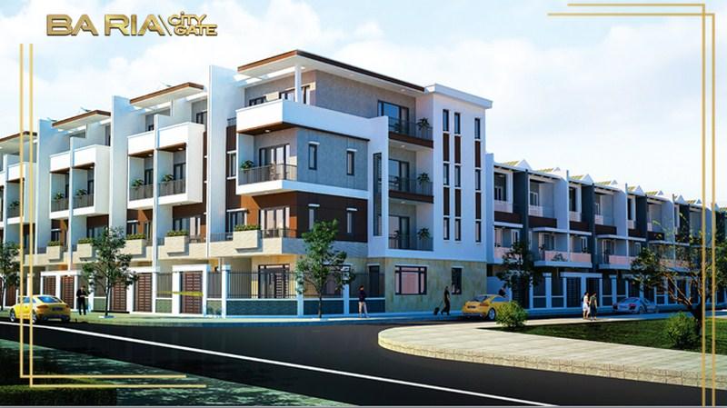 dự án BaRia City Gate