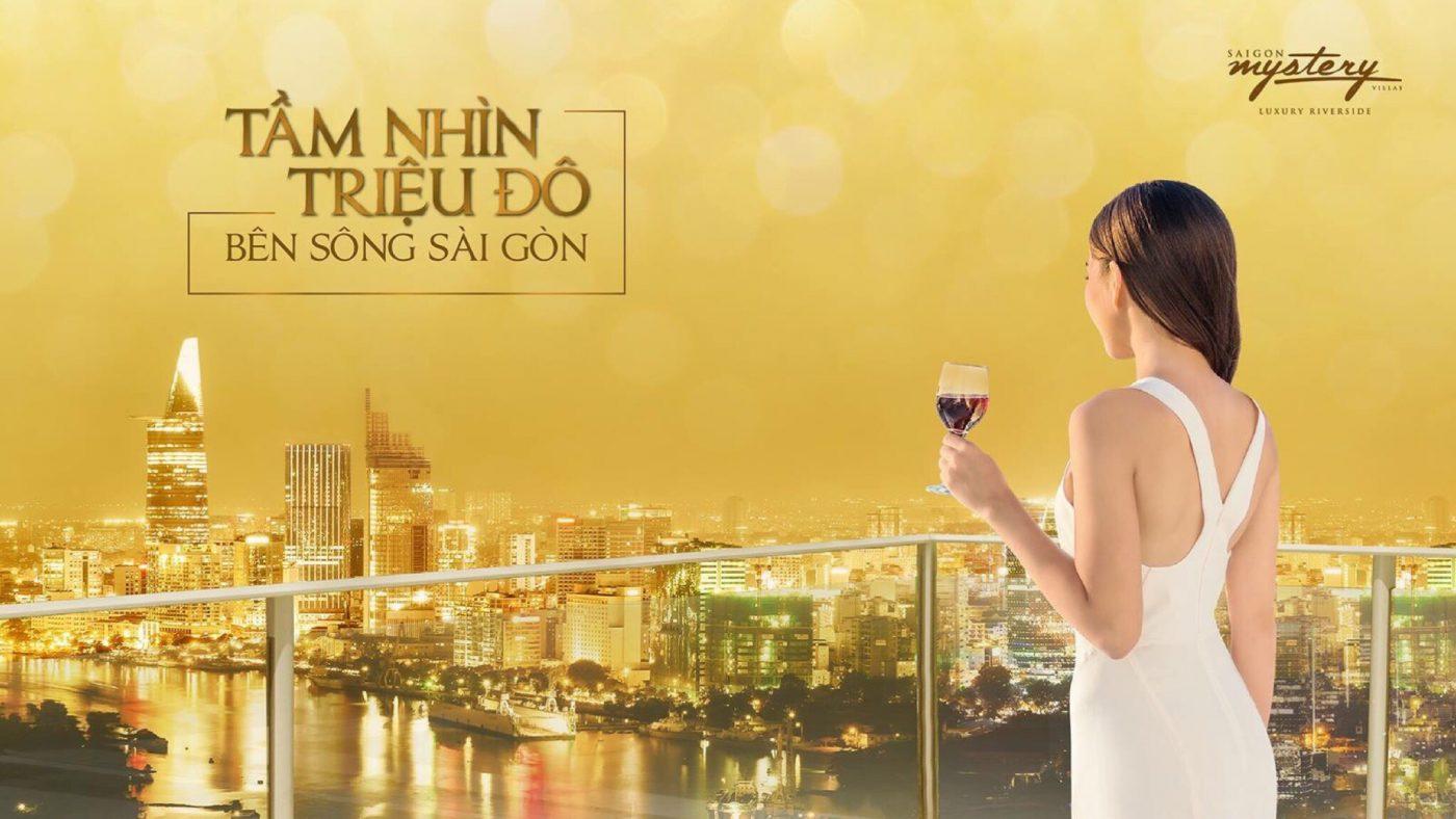 Saigon Mystery Villas chính là nguồn mạch mang đến sự hưng thịnh cho gia chủ các căn biệt thự.
